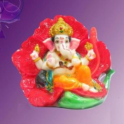 Lord Ganesha Fiber Gifting Statue