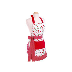 Cherry Kitchen Apron Set