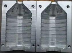 Semi-automatic 5ltr Plastic Pet Bottle Die