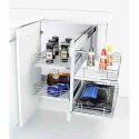 Platinum Show Hand Corner Cabinet