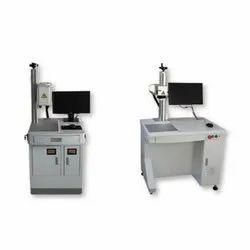Air-Cooled 2D & 3D Fiber Laser Marking System