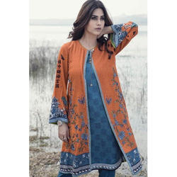 Ladies Full Sleeve Printed Designer Lawn Suit