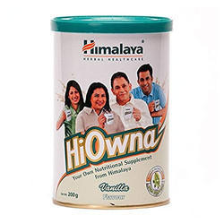 HiOwna Momz Nutritional Vanilla Powder