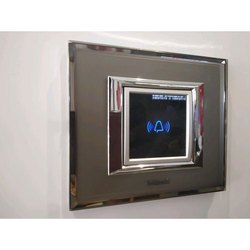 Goldmedal 20 A Modular Touch Door Bell Switch, Switch Size: 1 Module, Voltage: 240 V