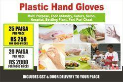 Plastic Hand Gloves