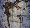 Style Icon Master Hand Cut Tile Mural