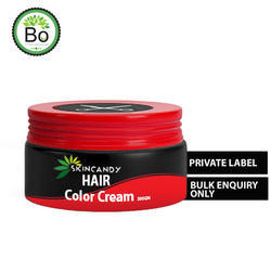 OEM or Private Label Hair Color Cream for Personal