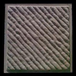 Cement Wave Tiles