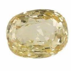 Unheat Ceylon Yellow Sapphire