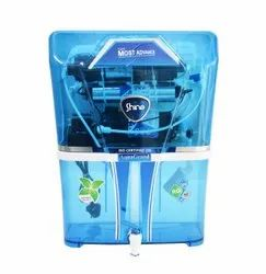 Aquagrand  Shine Transparent Model 12 Ltr Ro  Uv  Uf  Tds  Copper Filterwater Purifier