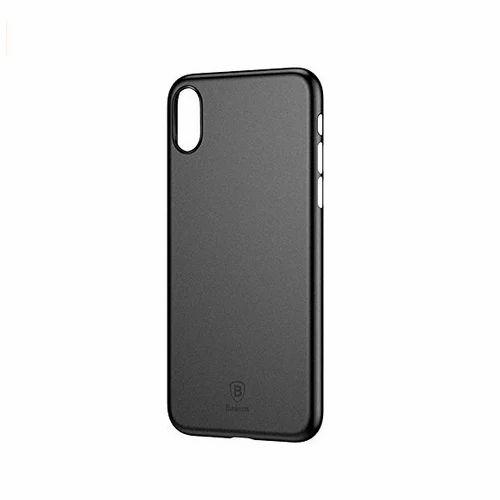 pretty nice 43ac7 a4e3d Baseus Iphone X Black Case