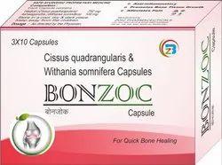 Cissus Quadrangularis & Withania Somnifera Capsules