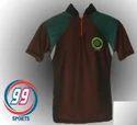 Sports Brown T-shirt