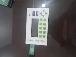 Non Tactile Membrane Keypad
