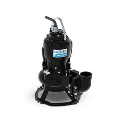 Mild Steel Three Phase Chopper Sewage And Waste Water Pump, Electric