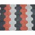 Hexagonal Interlocking Paver
