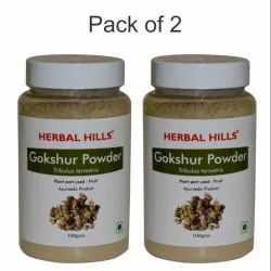 Ayurvedic Gokshur 100gm Powder - Prostate Care