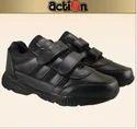 School Style 7146 Black Shoes