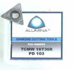 Alumina PCD TCMW16T308 PD103