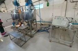 Peenut Butter Manufacturing Plant