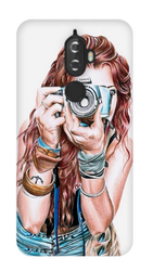 Its Clicking Time Phone Case For Lenovo K8 Plus Mobile Covers
