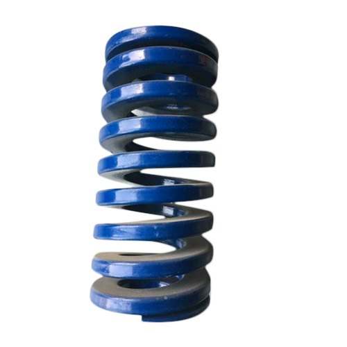Blue Injection Molding Imported Die Spring, for Garage