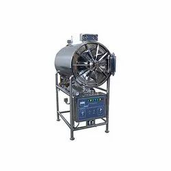 Triple Walled Horizontal Autoclave