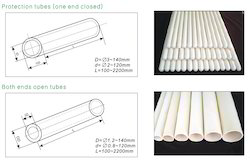 High Temperature Protection Tubes