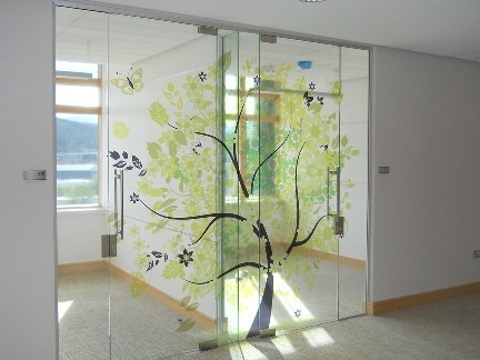 Customised Glass Films Customized Glass Films Manufacturer From