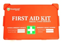 First Aid Box With Stand (1000 Series) For Medical