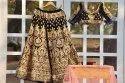 Maitrik Wedding Wear Ladies Designer Lehenga Choli, 18 To 60