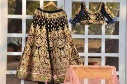 Maitrik Wedding Wear Ladies Designer Lehnga Cholis, 18 To 60
