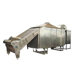 Continuous Conveyor Fish Dryer