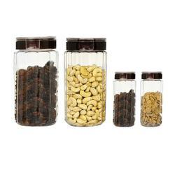 Plastic Jar Set