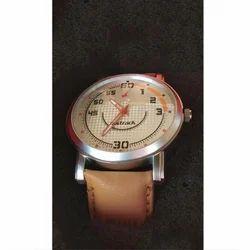 Mens Stylish Wrist Watch