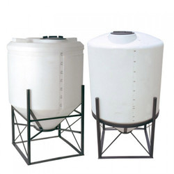 Conical Bottom Chemical Tank
