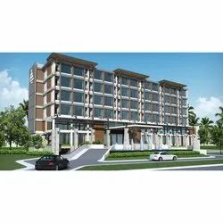 Hotel Building Construction Services in Local Area