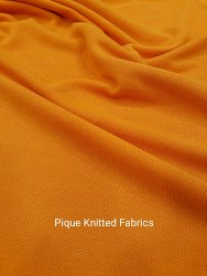 Pique Knitted Fabrics