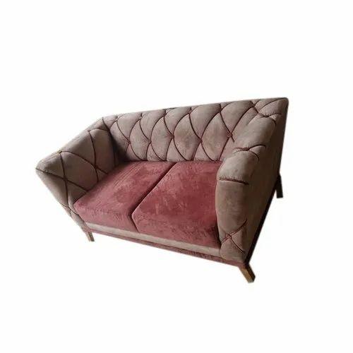 Modern Designer Two Seater Sofa, For Home