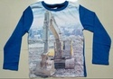 Boys Photo Printed T Shirt