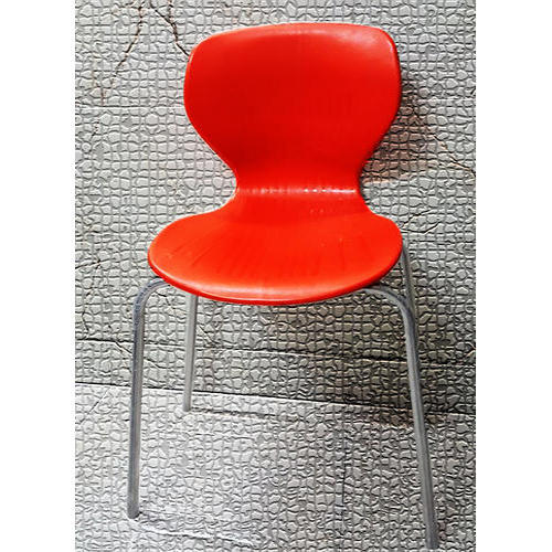 Plastic Restaurant Chair, Height: 3 feet