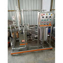 Milk Pasteurizer Skid Mounted