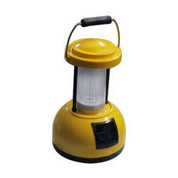Yellow LED Solar Lantern Housing