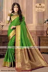 Cotton Party Wear Devika Fancy Sarees