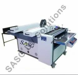 Roller Coater With Dryer