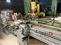 Tovaglieri Gap Bed Lathe Machine