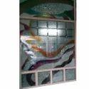 Stylish Printed Glass