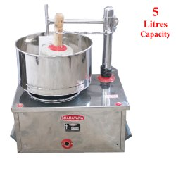 5 Litres Capacity Commercial Conventional Wet Grinder