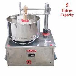 5 Liter Commercial Conventional Wet Grinder