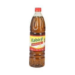 Kabira Pet Bottle Mustard Oil